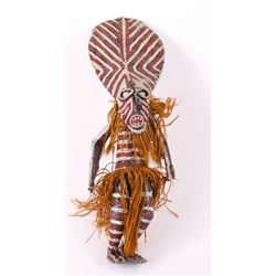 African voodoo doll from the North West region of Ghana