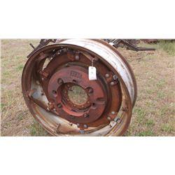 MM Adjustable Wheel w/ Weights