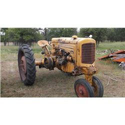 Rednose R MM Tractor-Runs Good-Gas #4122375u
