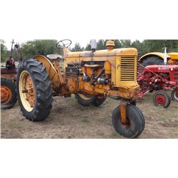 UBN MM Tractor- Complete Overhaul- Runs Good- Gas #06000163