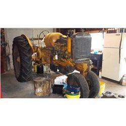 UTU MM Tractor- Complete Overhaul-  Not running problem with Carburetor or vaporizer- LP #01108970