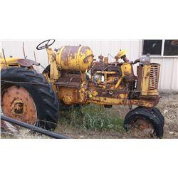 UB MM Tractor- Parts Tractor- LP  #05901416