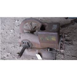 McCormick Deering made by IH- Hit and Miss engine- Parts only  #W89062