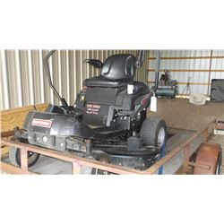 "Craftsman ZTS 7500 Zero Turn Radius Lawn Mower- Briggs and Stratton 26HP Motor-  50"" cut- Just out o"