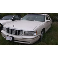 1997 Cadillac Deville SD- North Star 32 Valve V8- Very Clean- Runs Great- 160,995 Miles