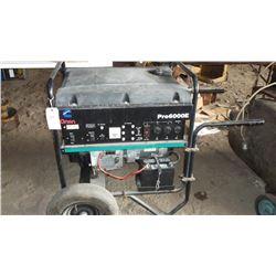 Onan Pro 6000E Elite 140 Generator- Runs Good