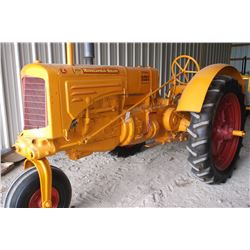 Z MM Tractor- Complete Overhaul- Complete Restoration- Runs Like a Top- New Tires- Gas #ZTN563198N