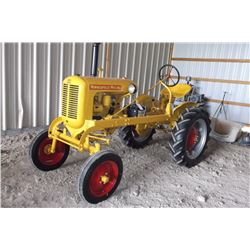 V MM Tractor- Complete Restoration- Original Engine- Like New Tires- Runs Like a Top- Gas- Only 1023