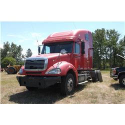 2004 Freightliner Columbia- Series 60 Detroit- N Frame Job 350,000 Miles Ago- New Transmission 2 Yea
