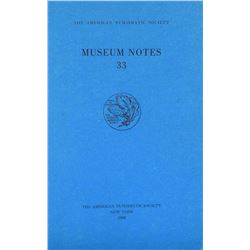 A Substantial Run of Museum Notes