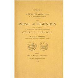 Babelon's Les Perses Achéménides
