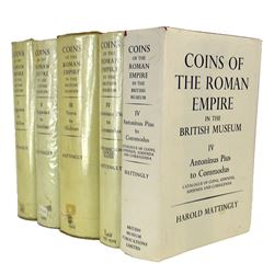 Reprint Volumes of the BMC Roman