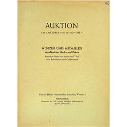 Extensive Run of Gerhard Hirsch Catalogues