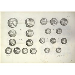 Folio Plates of the Aes Grave in the Kircher Collection