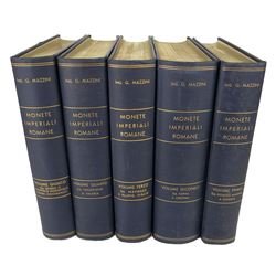 A Set of Mazzini's Monete Imperiale Romane