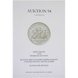 Later M&M Basel Sales of Ancient Coins