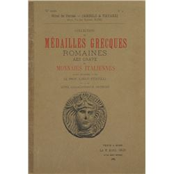 Santamaria's Scarce 1908 Sale of the Stiavelli Collection