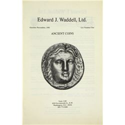Comprehensive Run of Ed Waddell Catalogues