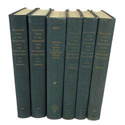 First Edition Dumbarton Oaks Volumes I-III & Hendy