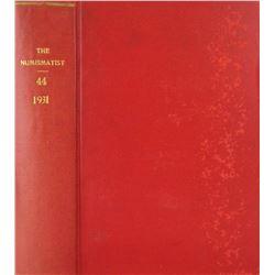 The Numismatist, 1931-55