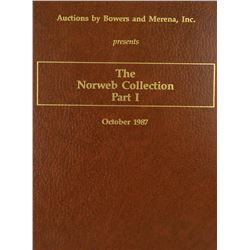 Complete Set of 1987-88 Norweb Sales