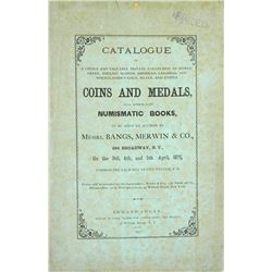Cogan's Montreal Sale, with Photographic Plate