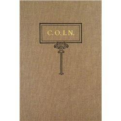 Hardcover 1984 C.O.I.N. Book Sale