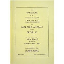 The Ten Eyck Sale