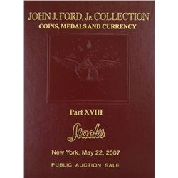 Hardcover Ford XVIII