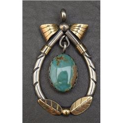 NAVAJO PENDENT (LUTHY)