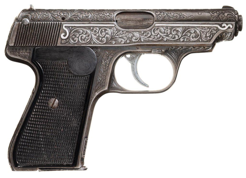 JP Sauer and Sohn 38H shooting and review: WWII pistol ...