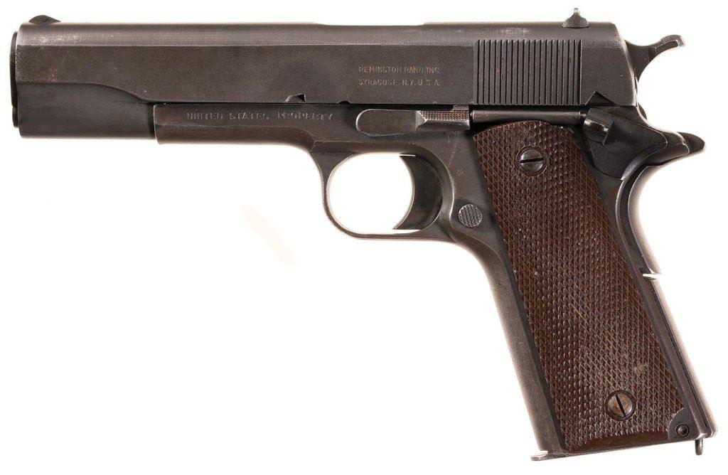 U S  Army Model 1911 Semi-Automatic Pistol with