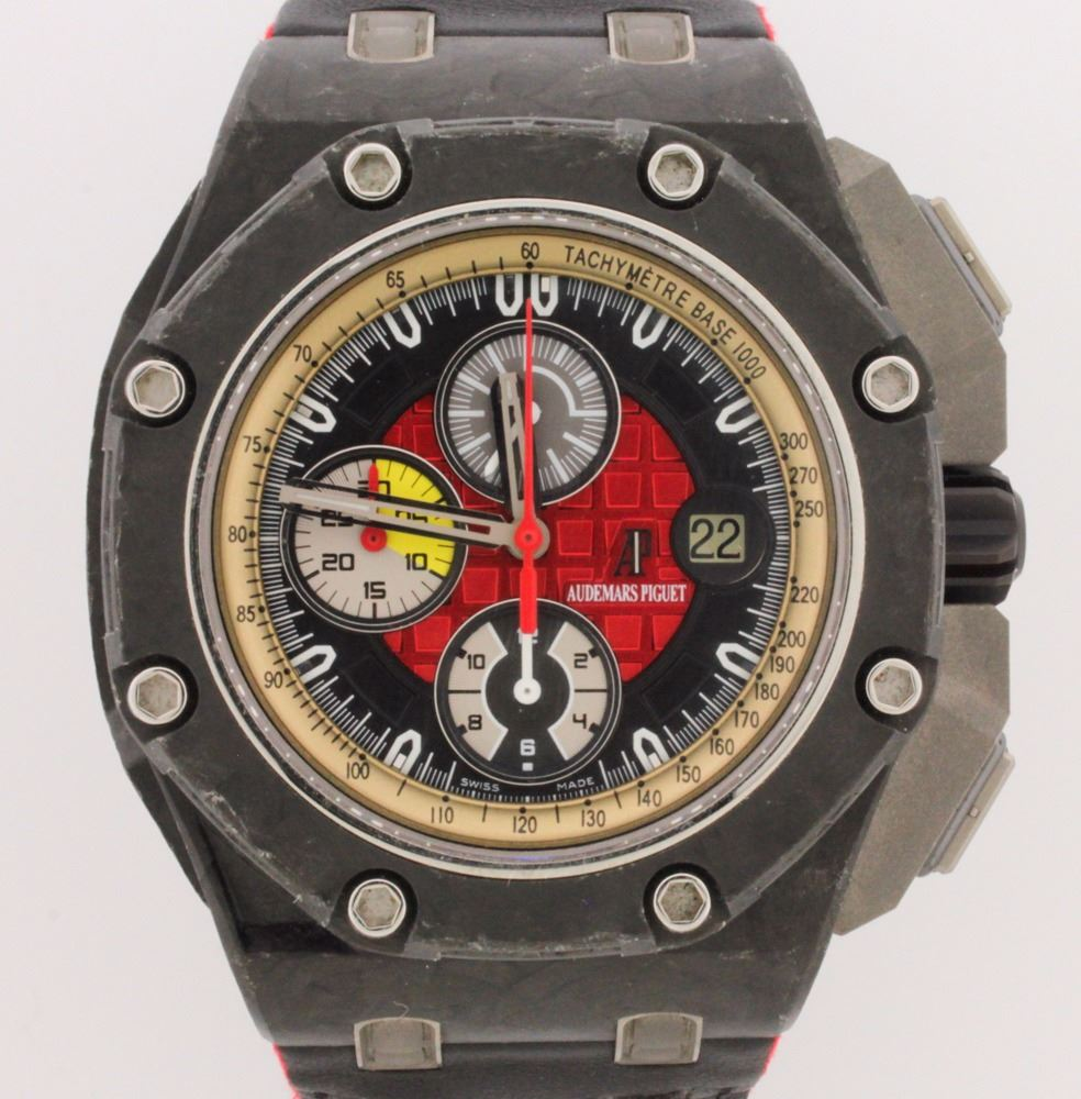 Watch 1 Forged Carbon Titanium Gents Audemars Piguet Royal