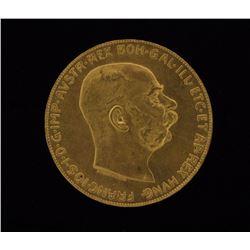 COIN:[1] Austrian 1915 100 Corona gold coin