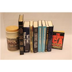 Book-Life Sentences, Rage and Survival Behind Bars Book-Murder with a Badge Book-Fifteen Decisive Ba
