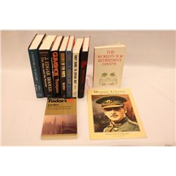 Book-They Dare to Speak Out Book-Riddle of the Rock Book-Mafia Cop Book-J Edgar Hoover Book-Gumshoe