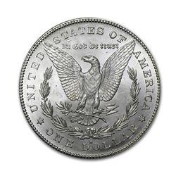1878-S $1 Morgan Silver Dollar AU