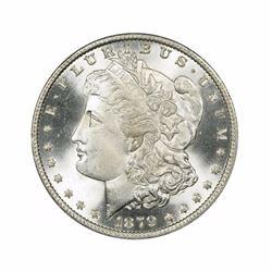1879 $1 Morgan Silver Dollar UNC