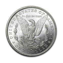 1882-S $1 Morgan Silver Dollar Uncirculated