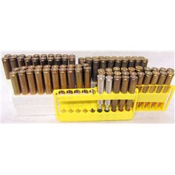 BOX LOT 7MM REM MAG AMMO