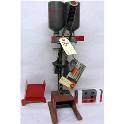 MEC 400 12 GAUGE SHOTSHELL RELOADING PRESS