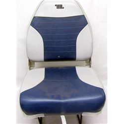 2 HIGH BACK BOAT SEATS