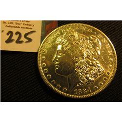 1884 O Morgan Silver Dollar.
