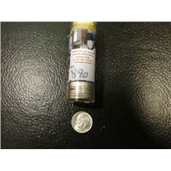 Doc' says this plastic Dime tube contains a BU Set, the tube appears to be nearly full, they are all