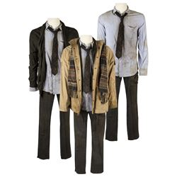 Aaron Rapaport (Seth Rogen) Hero Distressed China Costume from The Interview