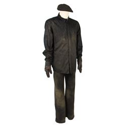 Aaron Rapaport (Seth Rogen) Hero Distressed Palace Field Costume from The Interview