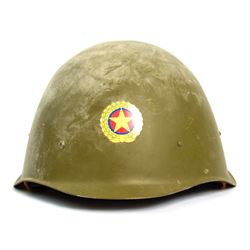 North Korean Military Helmet from The Interview