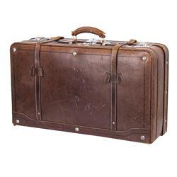 Philippe Petit (Joseph Gordon-Levitt) Leather Suitcase from The Walk