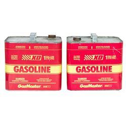Philippe Petit (Joseph Gordon-Levitt) Gasoline Cans from The Walk