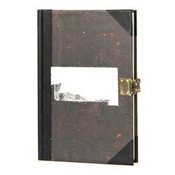 R.L. Stine (Jack Black) Locked Book from Goosebumps
